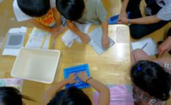 <満席>【8月22日(土)】紙リサイクル教室
