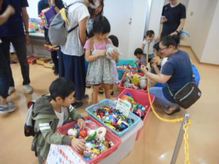 [中止]【5月17日(日)】大人気の定番イベント「おもちゃ交換会」&「親子向けワークショップ」同時開催!