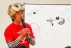 【11/14(日)】♪鳥くん講演会<br>「傷ついた野鳥たち~ごみの脅威」+観察/撮影のスキルアップ・ミニレクチャー